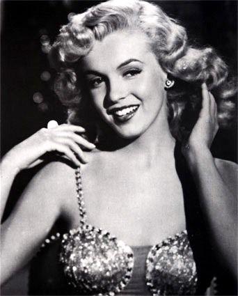 Marilyn Monroe Fotoğrafları