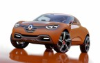 Renault'nun yepyeni modeli: CAPTUR