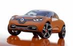 Renault'nun yepyeni modeli: CAPTUR