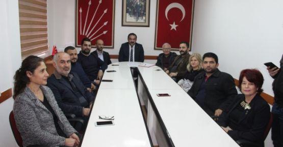 Alanya CHP de İstifalar devam ediyor..