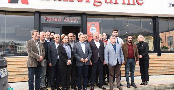 Alanya CHP Yönetiminde Görev Dağılımı Yapıldı