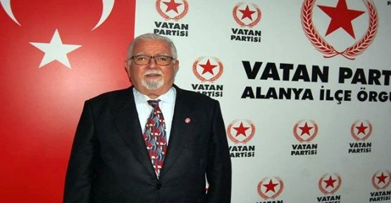 """""""Vatan Partisi, üretimin ve üreticinin hizmetinde olacaktır"""".Dedi"""
