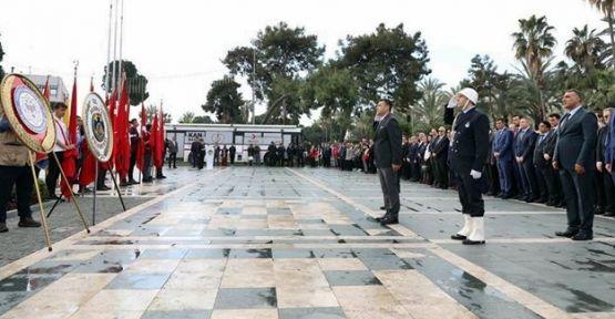 Alanya'da18 Mart Çanakkale Zaferi Coşkuyla Kutlandı
