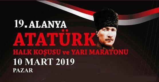 Pazar Günü Atatürk Caddesi trafiğe Kapalı