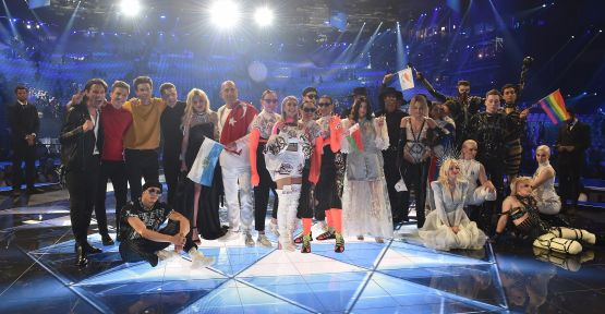 SERHAT EUROVISION'DA FİNALDE