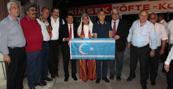 """Türkiye'de ilk kez bir kadın """"Bey Hatun"""" seçildi!"""