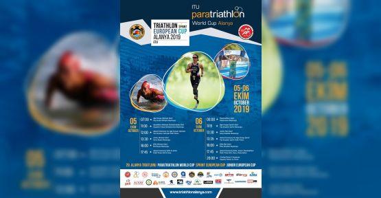 29. Alanya Triathlonu 5 - 6 Ekimde