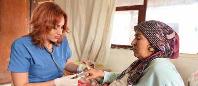 Antalya Büyükşehir'den Yaşlılara Güzel Hizmet