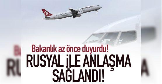 Uçuşlar Başlıyor...