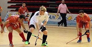Eurohockey C2 Salon Erkek Avrupa Şampiyonası Başladı