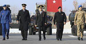 Jandarma'nın yeni kıyafetleri