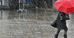 Kuvvetli yağış uyarısı....
