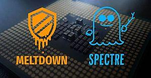 Meltdown ve Spectre güncellemelerini yüklemeyin!