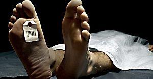 Alanya'da Uçurum Kenarında  Erkek Cesedi Bulundu