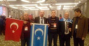 Irak Türkmenleri  Yörük Türkmen Çalıştayı'na Renk Kattı