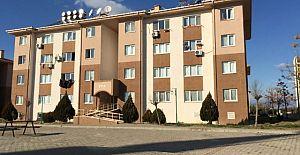 Alanya'daki Toki evlerine balkon müjdesi