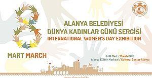 Alanya'da Buluşan Dünya Kadınları