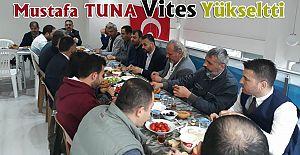 Altso Başkan Adayı Mustafa Tuna Basın Mensupları ile Kahvaltıda Buluştu.
