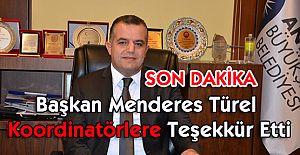 İçişleri Bakanı Antalya dahil 30 Büyükşehir'de Koordinatörleri Kaldırdı