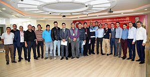 2. Birimler Arası Futsal Turnuvası 18 Nisan Çarşamba günü başlıyor.