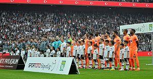 BEŞİKTAŞ - A.ALANYASPOR 1-0