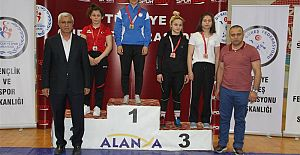 Kadınlar Güreş Şampiyonası Sona Erdi.
