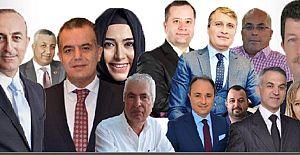 AKP Alanya Adayları Belli Oldu..