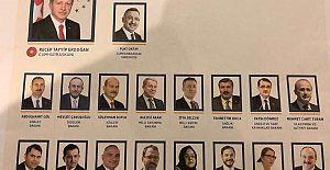2018 Bakanlar kurulu listesi