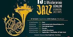 Alanya JAZZ Festivali Dün Start Verdi