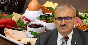 Antalya Valisi Münir Karaloğlu,Kurumlarda kahvaltı yapılmasını bugünden sonra yasaklıyoruz