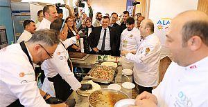 """""""7. Alanya Belediyesi & Altın Kepçe Uluslararası Yemek Yarışması"""" başladı."""