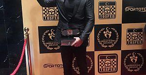 Ankutsan Rallyteam 1'ncilik ödülünü aldı