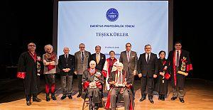 Kadir Has Üniversitesi'nin İlk Emeritus...