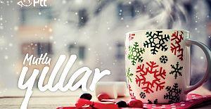 Ptt'den Müşterilerine Yeni Yıl Hediyesi