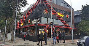 Tavuk Dünyası Antalya'da tam 14 restorana ulaştı