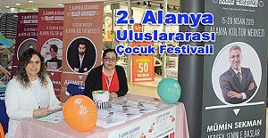 2. Alanya Uluslararası Çocuk Festivali...