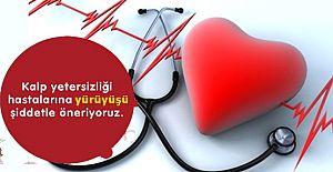 """""""Kalp Yetersizliği"""" tedavisinde yürümek..."""