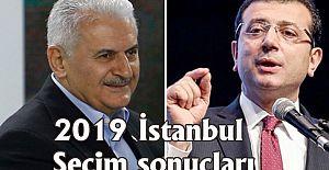İstanbul seçim sonuçları 23 haziran 2019