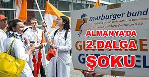 Marburger Bund tıp derneğine göre, ikinci dalga Almanya da oluşmuş durumda