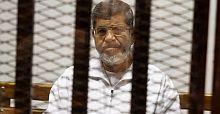 Muhammed Mursi mahkeme salonunda şehit oldu
