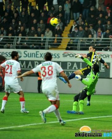 Medical Park Antalyaspor: 0 - Fenerbahçe: 0