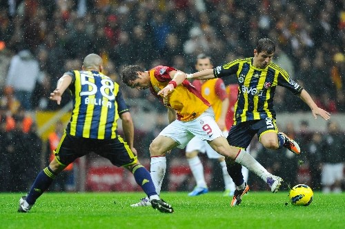 Galatasaray: 3 - Fenerbahçe: 1