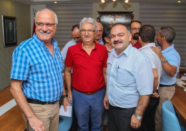 Altso Başkan Adayı Mustafa Tuna