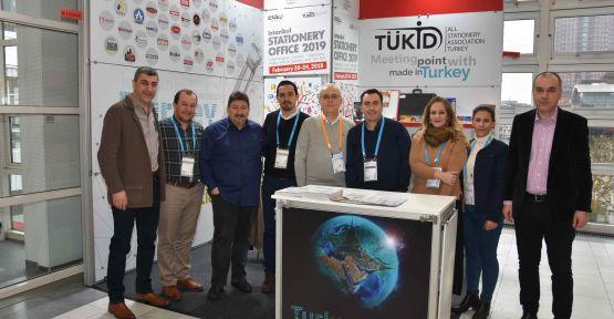 Paperworld'de Türk kırtasiyecilerinin rüzgarı esti