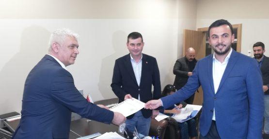 Alanya'da Cumhur İttifakı'nın Meclis Aday Listesi