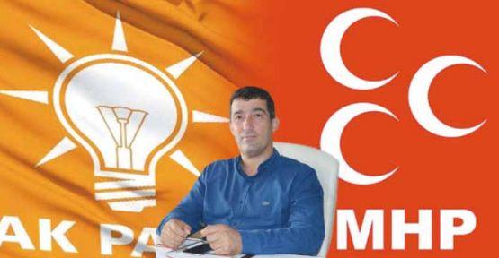 Gazipaşa'nın Cumhur İttifakı Meclis Aday listesi