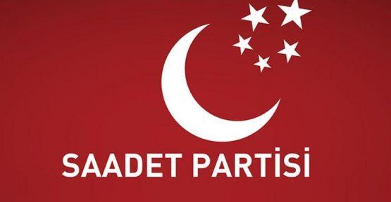 Saadet Partisi Adayı Habip Şanlı'nın meclis listesi