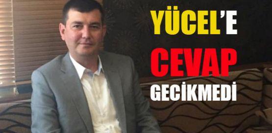 """Türkdoğan, """"Ama görüyoruz ki meyve veren ağaç taşlanıyor"""" dedi"""