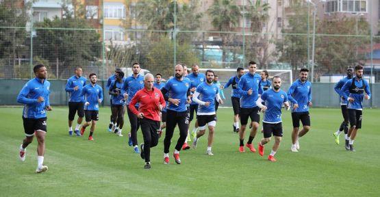Bursaspor Hazırlıkları sürüyor.