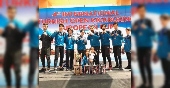 Türk Telekom'un genç sporcularından yeni madalyalar